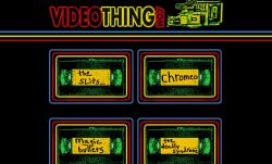 Videothing home