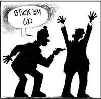 Stick-up