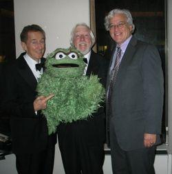 Bob, Oscar and David