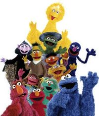 Sesame_Street_Characters