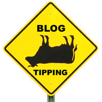 Blog tipping