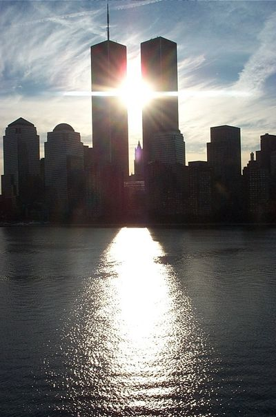 Twin Towers NYC.
