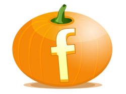 Facebook-halloween-icon