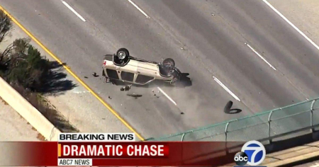 Tv chase   los-altos-hills-car-chase