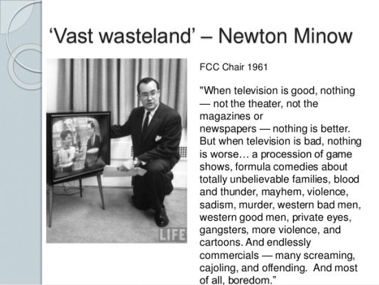 Newton Minnow 9television-9-638