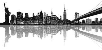 Silhouette-of-new-york-skyline