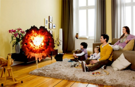 Tv-explosions